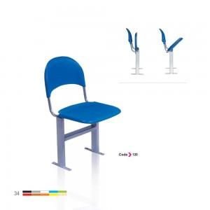 صندلی انتظار کد 120 + صنایع بنیزان